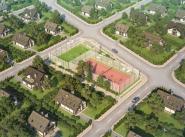 Коттеджный поселок Лесное озеро (Серпуховский район)